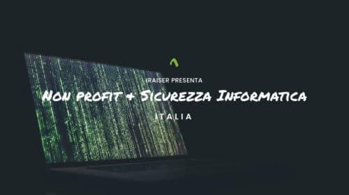 Evento Non Profit & Sicurezza Informatica